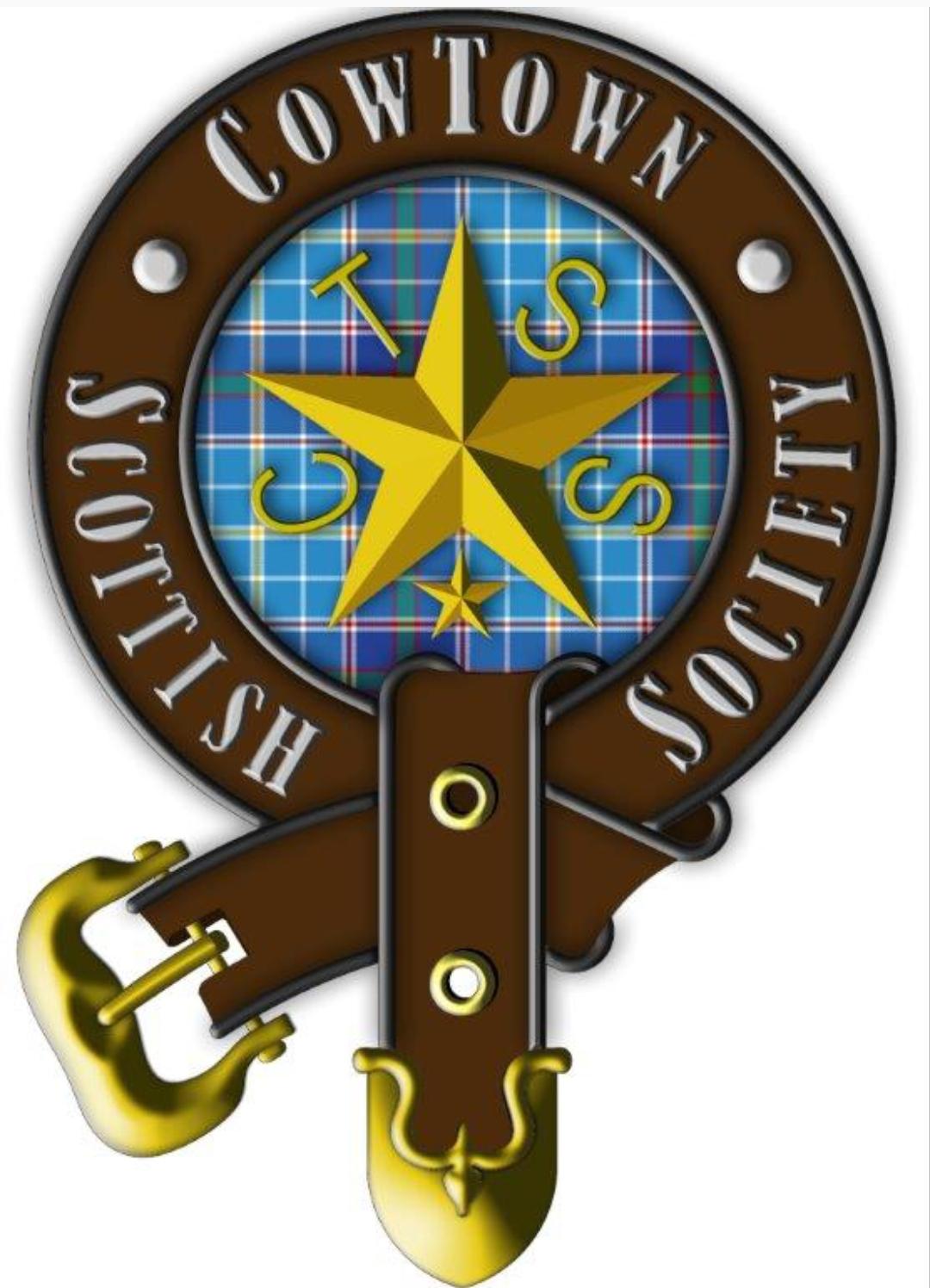 Cowtown Scottish Society Scotland Scots Irish Robert Burns